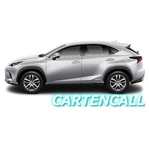 レクサス NX(NX) グレードごとの燃費や新車販売価格、出力、トルクなどの基本スペック一覧