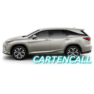 レクサス RX(RX) グレードごとの燃費や新車販売価格、出力、トルクなどの基本スペック一覧