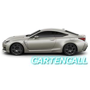 レクサス RC F(RC F) 各グレードの燃費、新車価格、サイズ等のカタログスペック最新情報