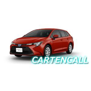 トヨタ COROLLA TOURING(カローラ ツーリング) 各グレードの燃費、新車価格、サイズ等のカタログスペック最新情報