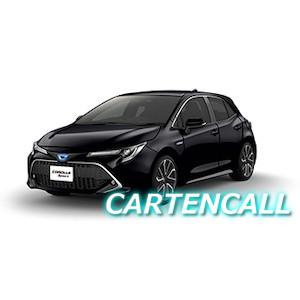 トヨタ COROLLA SPORT(カローラ スポーツ)