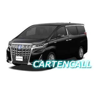 ALPHARD HYBRID Executive Lounge
