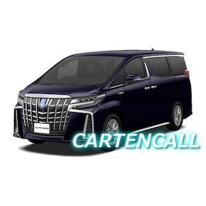 ALPHARD HYBRID Executive Lounge S